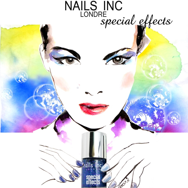 nails inc special effect